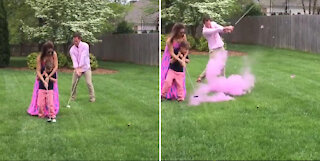 Funny Gender Reveal Party Fails