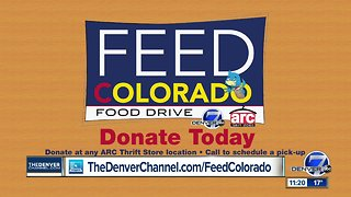Feed Colorado Food Drive
