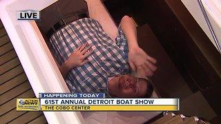 Detroit Boat Show 2019