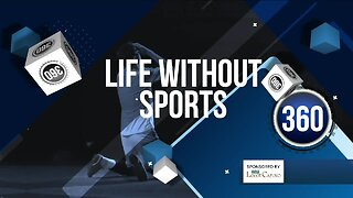 Living in a world without sports