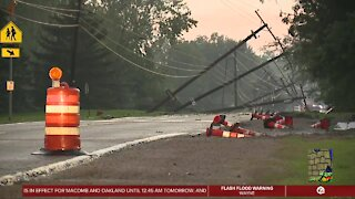 'Substantial amount of damage' left behind after potential tornado in Armada