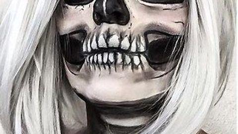 11 halloween make up ideas