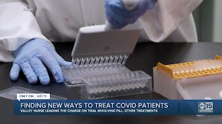 Finding new ways to treat COVID-19 patients