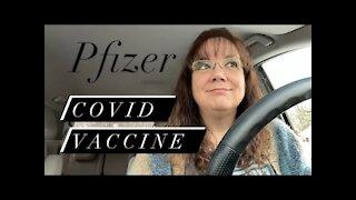 Pfizer Covid Vaccine Injection