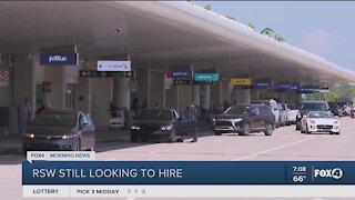 Southwest Florida International Airport is hiring