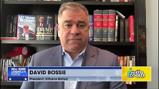 DAVID BOSSIE ON NEW EFFORT TO DEFEAT THE BIDEN AGENDA