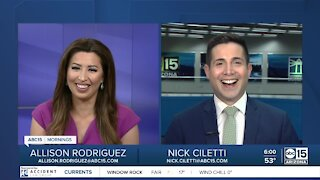 Full Show: ABC15 Mornings | March 18, 6am