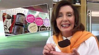 """Let Them Eat Ice Cream"" ~ Nancy Antoinette (Trump Campaign Ad)   The Washington Pundit"