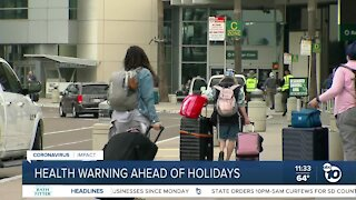 Local experts warn travelers ahead of Thanksgiving travel