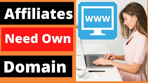 5 Surprising Reasons To Get Your Own Domain Name Even if You Are Just Promoting An Affiliate Link