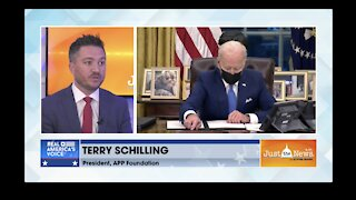 """Terry Schilling """"Biden's American Families Plan is a disaster"""""""