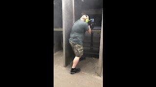 Barrett 50 Cal at Battlefield Vegas