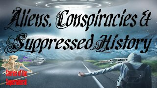Aliens, Conspiracies & Suppressed History | Interview with Xaviant Haze | Podcast