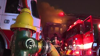 In-Depth: East Cleveland residents, city leaders share vacant house fire concerns