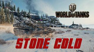 World of Tanks: STRV S1 - Stone Cold
