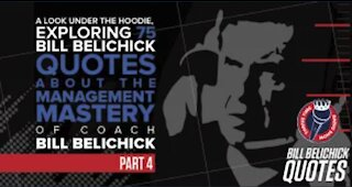 Bill Belichick Quotes (Part 4)   Exploring 75 Bill Belichick Quotes About Management