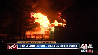Preparing for a fire in your open-concept home