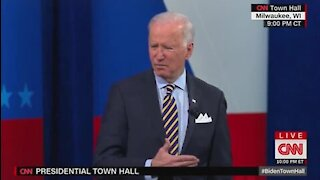 Biden on China's Abuses