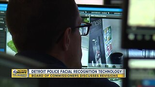 Revisions underway for Detroit police facial recognition technology
