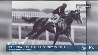 Black History Month: Honoring African-American Jockeys