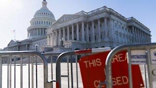 Senate Battle Over COVID Checks