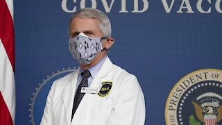 Fauci Says CDC Guidelines Could Loosen By July 4