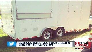 Police Still Looking for Stolen Food Truck