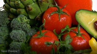 Vegetable Low carb recipe Keto diet recipe