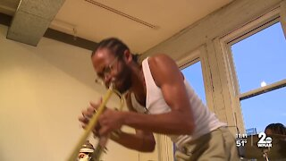 Baltimore Trumpeter brings flow to global campaign