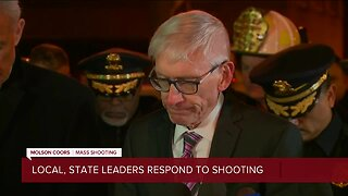 State, local officials respond to Molson Coors shooting