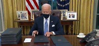 Pete Buttigieg and President Biden try to improve road infrastructure