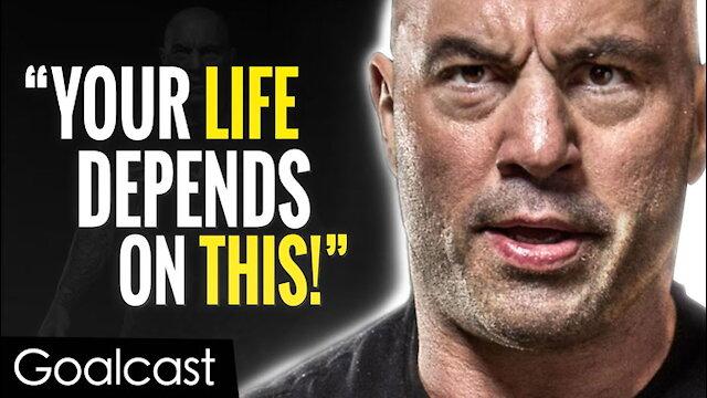 If You FEEL STUCK, Watch This To CHANGE YOUR LIFE!   Joe Rogan Motivation   Goalcast