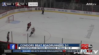 Condors chasing history with wins and goals