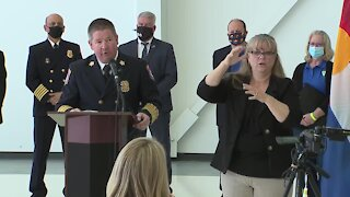 Officials discuss 2021 Colorado wildfire outlook, plans