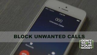 Block Car Warranty Calls and other Robocalls