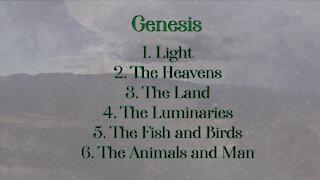 Genesis part 1 - Crucifixional Life Stream