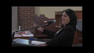 Mom in Carmel NY fights back against school board indoctriation and police hate