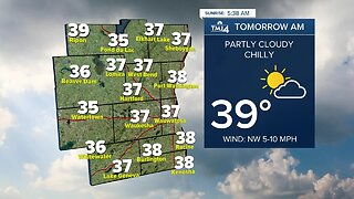 Evening Storm Team Forecast for Tuesday May 5