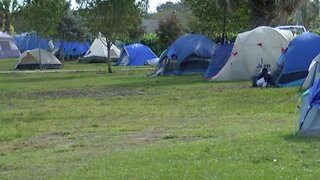 Homeless population increases in John Prince Park, nonprofits respond