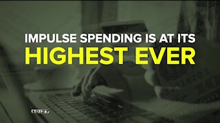 Frugal Fatigue, Impulse Spending Is At A Record High