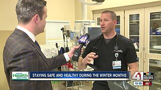 Your Health Matters: Dec. 12 - Winter weather health dangers