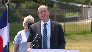 Gov. Polis, Adams County announce free COVID-19 testing site at Water World