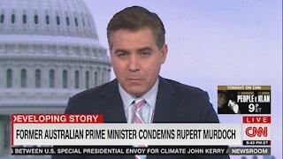 """Jim Acosta Calls Tucker Carlson Fox's """"Chief White Power Correspondent"""""""