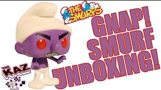 Gnap! Smurf Funko Pop Unboxing