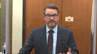 Closing arguments in Derek Chauvin trial today