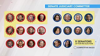 How Amy Coney Barrett's Confirmation Could Impact Control Of Senate