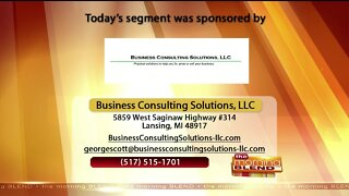 Business Consulting Solutions - 7/3/20