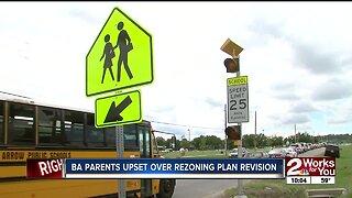 BA parents upset over rezoning plan revision