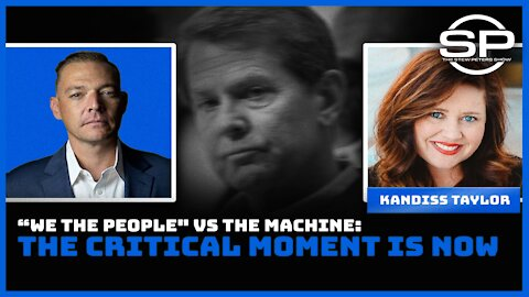 AMERICA: The Critical Moment Has Arrived, The Machine MUST be DEFEATED!