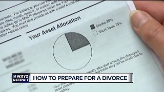 How to prepare for a divorce